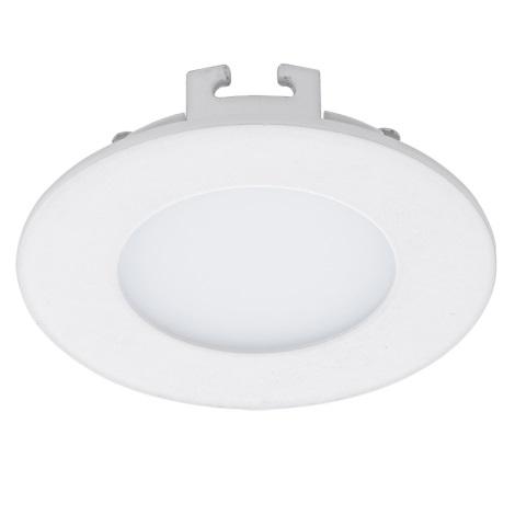 Eglo 94041 - LED podhledové svítidlo FUEVA 1 LED/2,7W/230V