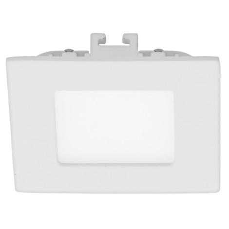 Eglo 94045 - LED podhledové svítidlo FUEVA 1 LED/2,7W/230V