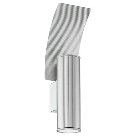 Eglo 94098 - LED venkovní osvětlení RIGA 2 2xGU10/3W/230V