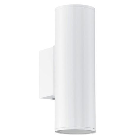 Eglo 94101 - LED venkovní osvětlení RIGA 2xGU10/3W/230V