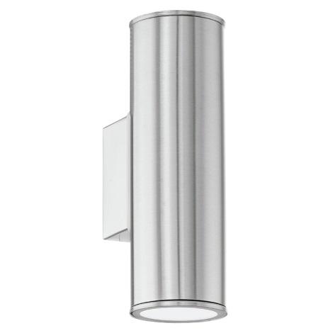 Eglo 94107 - LED venkovní osvětlení RIGA 2xGU10/3W/230V