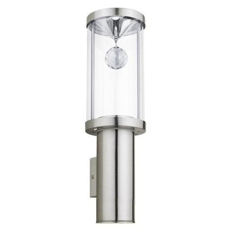 Eglo 94125 - LED venkovní osvětlení TRONO 2 1xGU10/3W + 1xLED/3,7W