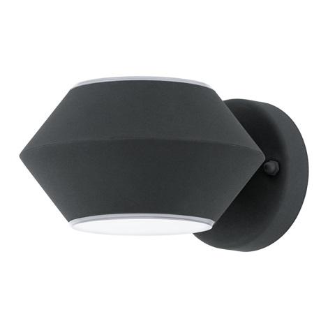 Eglo 94141 - LED venkovní osvětlení NOCELLA 2xLED/2,5W/230V IP44