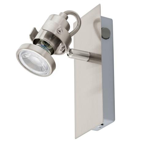 Eglo 94144 - LED Bodové svítidlo TUKON 1xGU10-LED/3,3W/230V