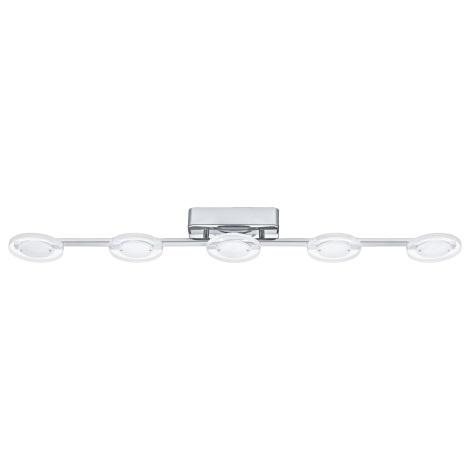 Eglo 94161 - LED stropní svítidlo CARTAMA 5xLED/4,5W/230V