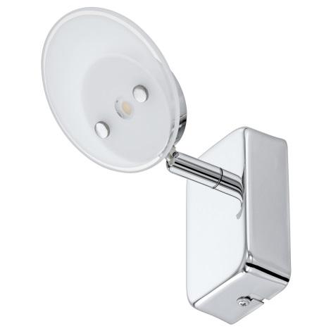 Eglo 94166 - LED Bodové svítidlo ERVAS 1xLED/3,3W/230V