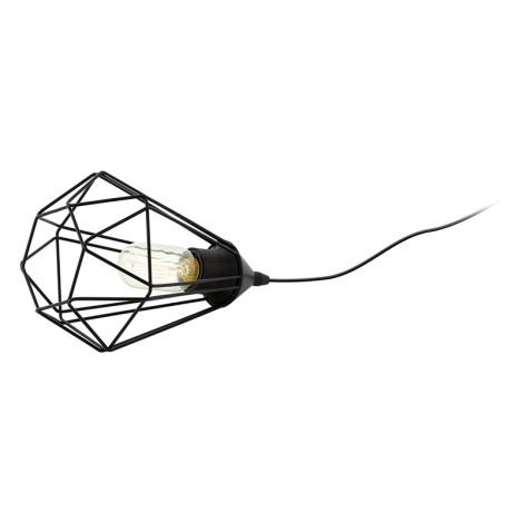 Eglo 94192 - Stolní lampa TARBES 1xE27/60W/230V