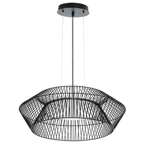 Eglo 94202 - LED závěsné svítidlo PIASTRE LED/18W/230V