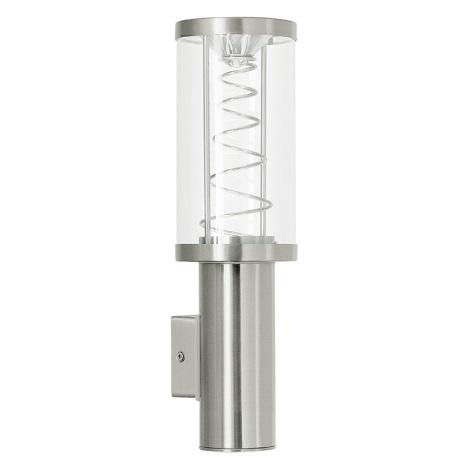 Eglo 94208 - LED venkovní osvětlení TRONO 1 1xGU10/3W + 1xLED/3,7W
