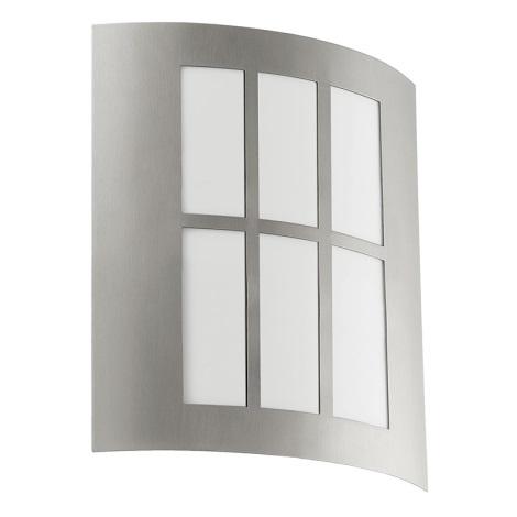 Eglo 94212 - LED venkovní osvětlení CITY LED 1xLED/3,7W/230V