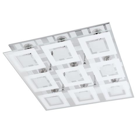 Eglo 94227 - LED stropní svítidlo ALMANA 9xGU10-LED/3W/230V