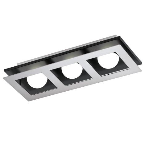 Eglo 94232 - LED stropní svítidlo BELLAMONTE 3xLED/3,3W/230V