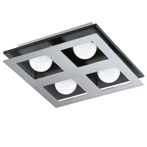 Eglo 94233 - LED stropní svítidlo BELLAMONTE 4xLED/3,3W/230V