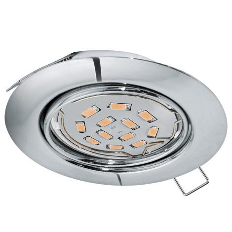 Eglo 94241 - LED Podhledové svítidlo PENETO 1xGU10-LED/5W/230V
