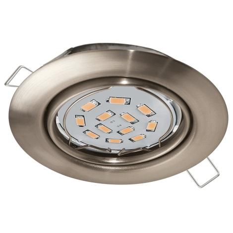 Eglo 94242 - LED Podhledové svítidlo PENETO 1xGU10-LED/5W/230V