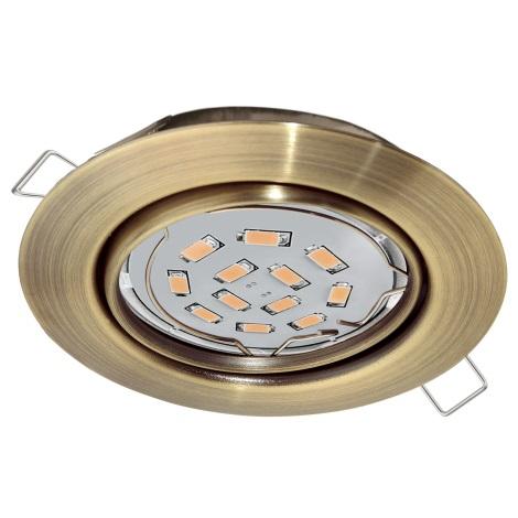 Eglo 94243 - LED Podhledové svítidlo PENETO 1xGU10-LED/5W/230V