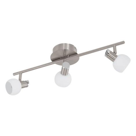 Eglo 94255 - LED bodové svítidlo SESTO 3xLED/3,3W/230V