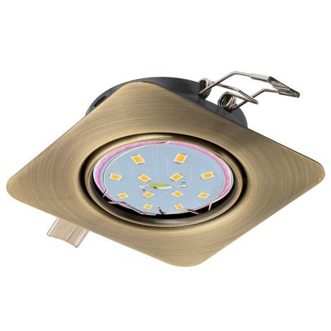 Eglo 94265 - LED Podhledové svítidlo PENETO 1xGU10-LED/5W/230V