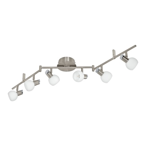 Eglo 94276 - LED Bodové svítidlo SESTO 6xLED/3,3W/230V