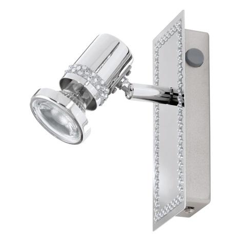 Eglo 94286 - LED bodové svítidlo BONARES 1xGU10/3,3W/230V
