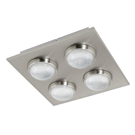 Eglo 94298 - LED stropní svítidlo LOMBES 4xLED/4,5W/230V