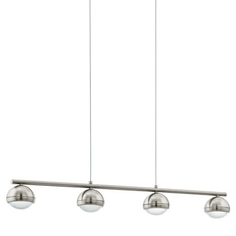 Eglo 94299 - LED lustr LOMBES 4xLED/4,5W/230V