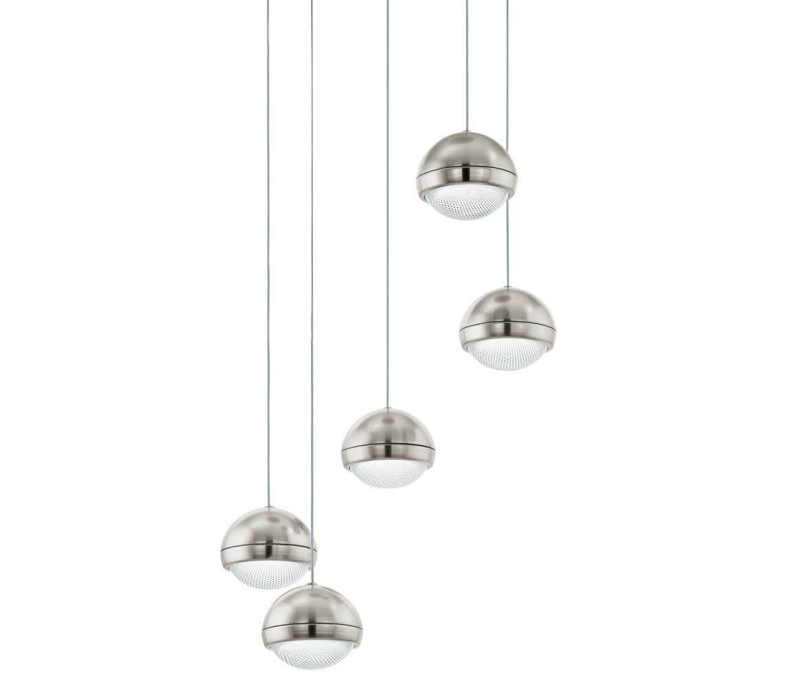 Eglo 94301 - LED lustr LOMBES 5xLED/4,5W/230V EG94301