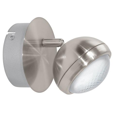 Eglo 94302 - LED Bodové svítidlo LOMBES 1xLED/4,2W/230V