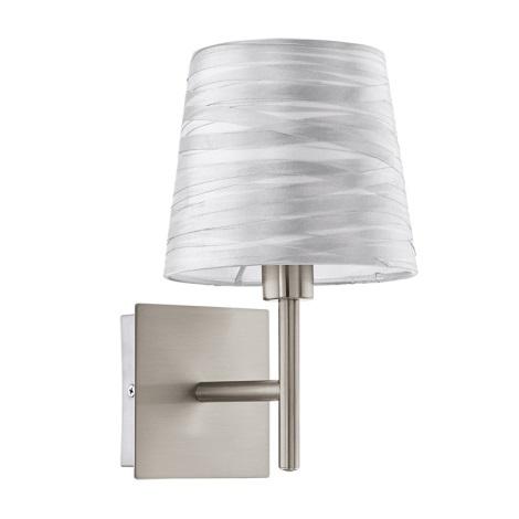 Eglo 94308 - Nástěnné svítidlo FONSEA 1xE14/60W/230V