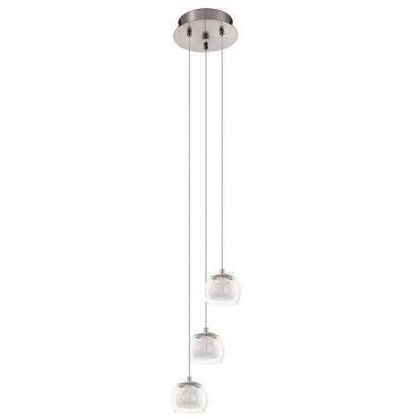 Eglo 94318 - LED závěsné svítidlo ASCOLESE 3xLED/3,3W/230V