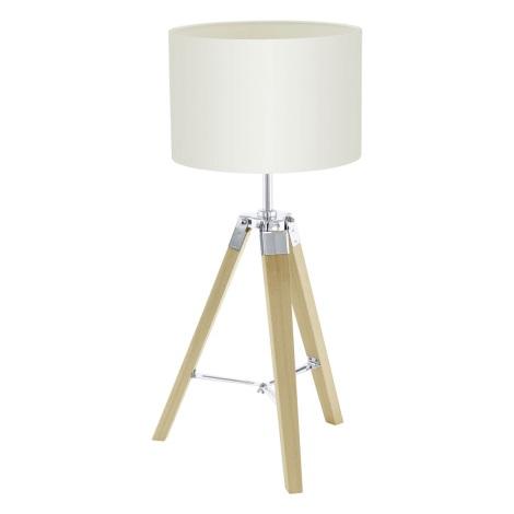 Eglo 94323 - Stolní lampa LANTADA 1xE27/60W/230V