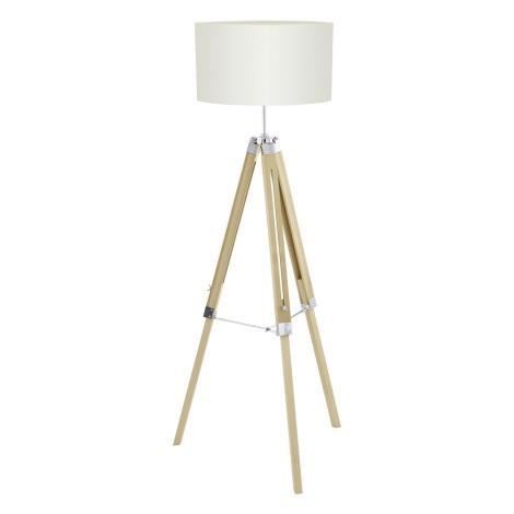 Eglo 94324 - Stojací lampa LANTADA 1xE27/60W/230V