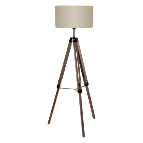 Eglo 94326 - Stojací lampa LANTADA 1xE27/60W/230V