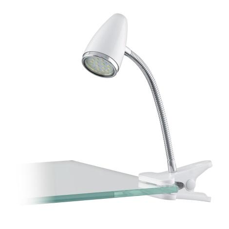Eglo 94329 - LED Lampa s klipem RICCIO 1xGU10-LED/3W/230V