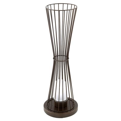 Eglo 94332 - Venkovní lampa TERRICO 1xE27/60W/230V