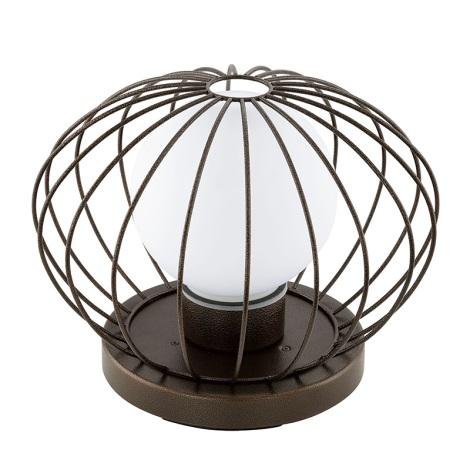 Eglo 94334 - Venkovní lampa TERRICO 1xE27/60W/230V