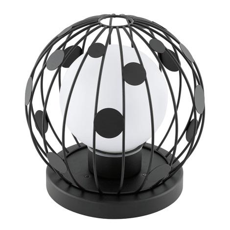 Eglo 94335 - Venkovní lampa TERRICO 1xE27/60W/230V