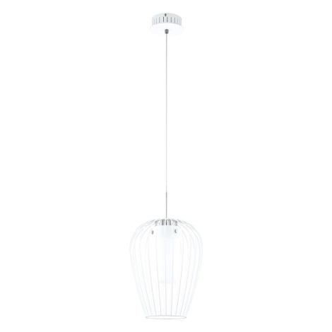 Eglo 94337 - LED závěsné svítidlo VENCINO 1xLED/9W/230V