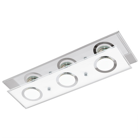 Eglo 94373 - LED stropní svítidlo VARALLO 3xGU10-LED/3W/230V