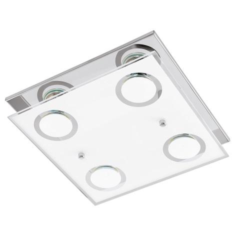 Eglo 94374 - LED stropní svítidlo VARALLO 4xGU10-LED/3W/230V