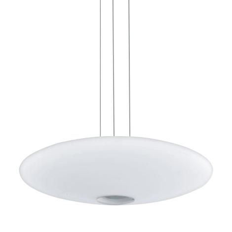 Eglo 94416 - LED lustr na lankách MILEA 1 1xLED/18W/230V