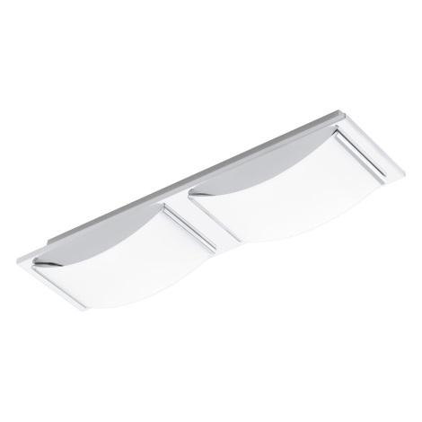 Eglo 94466 - LED stropní svítidlo WASAO 2xLED/5,4W/230V