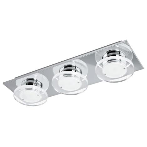 Eglo 94485 - LED stropní svítidlo CISTERNO 3xLED/4,5W/230V