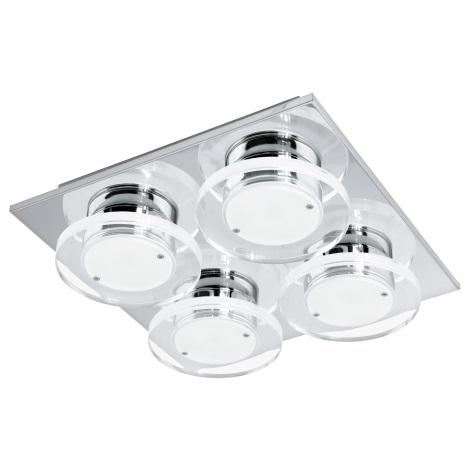 Eglo 94486 - LED stropní svítidlo CISTERNO 4xLED/4,5W/230V