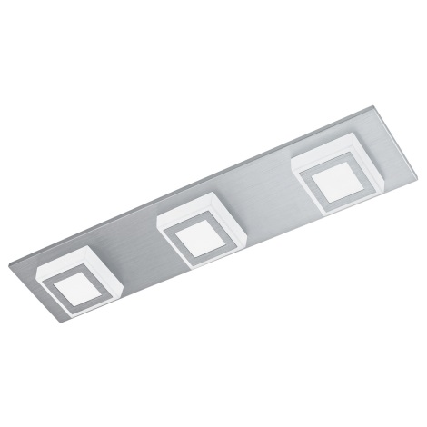 Eglo 94507 - LED stropní svítidlo MASIANO 3xLED/3,3W/230V