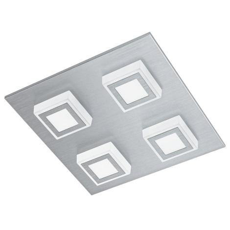 Eglo 94508 - LED stropní svítidlo MASIANO 4xLED/3,3W/230V