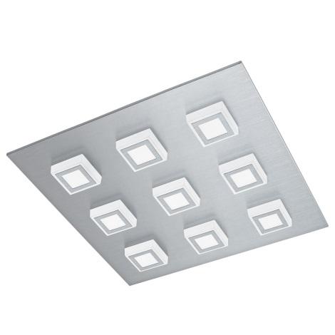 Eglo 94509 - LED stropní svítidlo MASIANO 9xLED/3,3W/230V