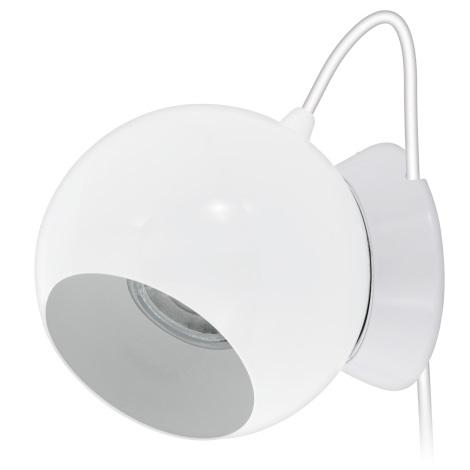 Eglo 94513 - Stolní / nástěnná lampa PETTO 1 1xGU10-LED/3,3W/230V