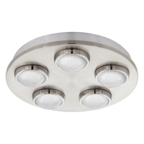 Eglo 94546 - Stropní světlo LOMBES 5xLED/4,2W/230V