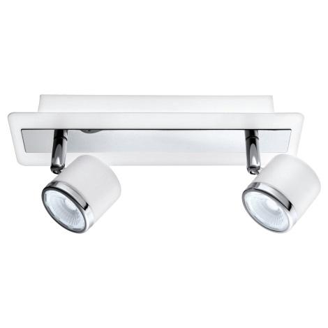 Eglo 94557 - LED Bodové svítidlo PIERINO 2xLED/5W/230V